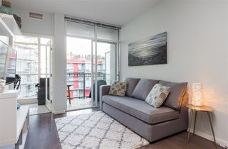 Main Photo: 505 63 W 2ND AVENUE in Vancouver: False Creek Condo for sale (Vancouver West)  : MLS®# R2214536