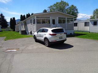 Photo 1: 90-2401 ORD ROAD in KAMLOOPS: BROCKLEHURST Manufactured Home for sale : MLS®# 151501
