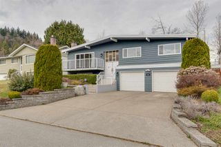 Photo 1: 650 FORESS DRIVE in Port Moody: Glenayre House for sale : MLS®# R2368530