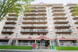 Photo 1: 907 11211 85 Street in Edmonton: Zone 05 Condo for sale : MLS®# E4175558