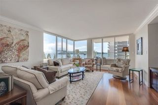 "Main Photo: 600 1819 BELLEVUE Avenue in West Vancouver: Ambleside Condo for sale in ""Norfolk"" : MLS®# R2441567"
