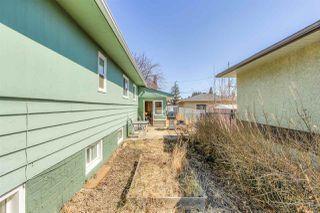 Photo 32: 7507 98 Avenue in Edmonton: Zone 18 House for sale : MLS®# E4195042