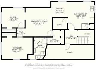 Photo 34: 7507 98 Avenue in Edmonton: Zone 18 House for sale : MLS®# E4195042