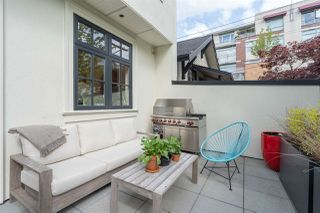 Photo 17: 2568 VINE Street in Vancouver: Kitsilano Townhouse for sale (Vancouver West)  : MLS®# R2453910