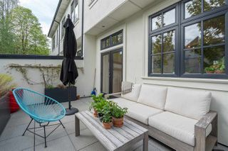 Photo 19: 2568 VINE Street in Vancouver: Kitsilano Townhouse for sale (Vancouver West)  : MLS®# R2453910