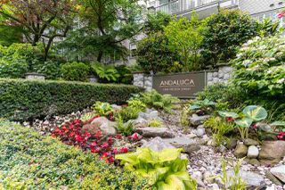 """Photo 2: 202 1388 NELSON Street in Vancouver: West End VW Condo for sale in """"ANDALUCA"""" (Vancouver West)  : MLS®# R2467765"""