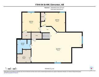 Photo 39: 17816 84 Street NW in Edmonton: Zone 28 House for sale : MLS®# E4212190