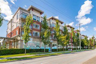 "Photo 1: 413 7511 120 Street in Delta: Scottsdale Condo for sale in ""ATRIA"" (N. Delta)  : MLS®# R2499482"