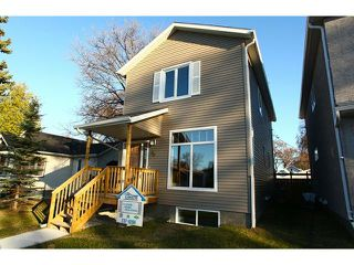 Photo 1: 30 Guay Avenue in WINNIPEG: St Vital Residential for sale (South East Winnipeg)  : MLS®# 1205704