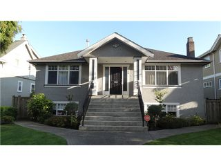 Photo 1: 3240 W 35TH Avenue in Vancouver: MacKenzie Heights House for sale (Vancouver West)  : MLS®# V956073