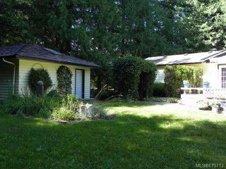 Photo 5: 3660 Minto Rd in COURTENAY: CV Courtenay South House for sale (Comox Valley)  : MLS®# 619713