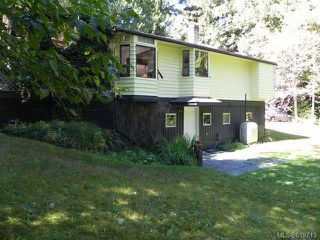 Photo 1: 3660 Minto Rd in COURTENAY: CV Courtenay South House for sale (Comox Valley)  : MLS®# 619713