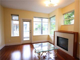 "Photo 8: 114 5955 IONA Drive in Vancouver: University VW Condo for sale in ""FOLIO"" (Vancouver West)  : MLS®# V976432"