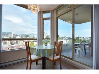 Photo 4: 801 160 W KEITH Road in North Vancouver: Central Lonsdale Condo for sale : MLS®# V989160