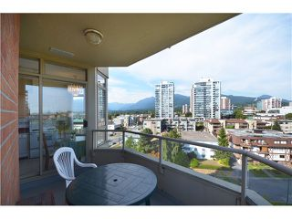 Photo 7: 801 160 W KEITH Road in North Vancouver: Central Lonsdale Condo for sale : MLS®# V989160