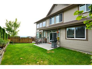 "Photo 19: 1459 NANTON Street in Coquitlam: Burke Mountain House for sale in ""FOOTHILLS"" : MLS®# V1024544"