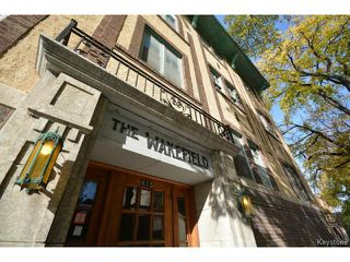 Photo 1: Stradbrook Avenue in Winnipeg: Condominium for sale : MLS®# 1322612