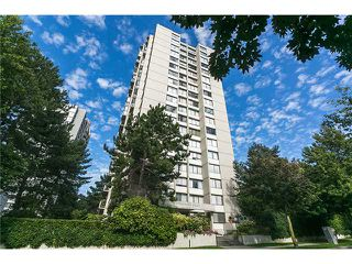 Photo 1: # 1801 1725 PENDRELL ST in Vancouver: West End VW Condo for sale (Vancouver West)  : MLS®# V1095327