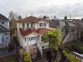 Main Photo: 5128 WALDEN STREET in Vancouver: Main House for sale (Vancouver East)  : MLS®# R2273053