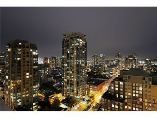 Photo 1: 2003 1225 RICHARDS Street in Vancouver West: Home for sale : MLS®# V976992