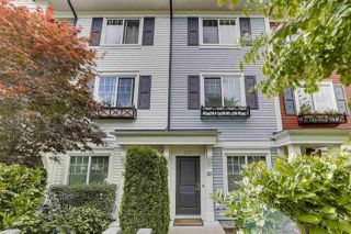 "Photo 1: 97 3010 RIVERBEND Drive in Coquitlam: Coquitlam East Townhouse for sale in ""RIVERBEND"" : MLS®# R2469969"