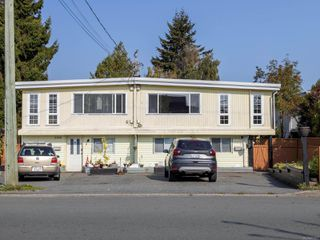 Photo 1: 2190 Weiler Ave in : Si Sidney South-West Full Duplex for sale (Sidney)  : MLS®# 857477