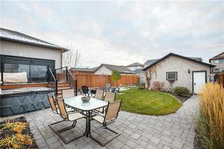 Photo 25: 115 Bellflower Road in Winnipeg: Bridgwater Lakes Residential for sale (1R)  : MLS®# 202026758