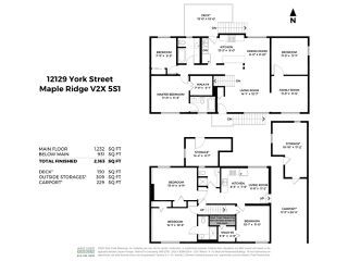 Photo 25: 12129 YORK Street in Maple Ridge: West Central House for sale : MLS®# R2512074
