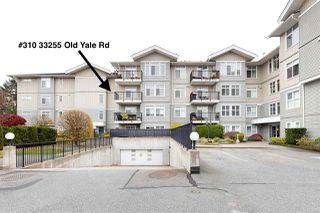 Photo 1: 310 33255 OLD YALE Road in Abbotsford: Central Abbotsford Condo for sale : MLS®# R2516521