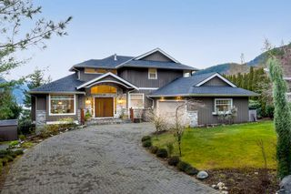 "Main Photo: 192 STONEGATE Drive: Furry Creek House for sale in ""FURRY CREEK"" (West Vancouver)  : MLS®# R2530181"