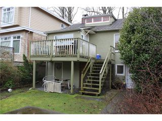 Photo 4: 3539 W 10TH Avenue in Vancouver: Kitsilano House for sale (Vancouver West)  : MLS®# V931077