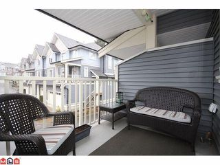 "Photo 9: 25 6575 192ND Street in Surrey: Clayton Townhouse for sale in ""IXIA"" (Cloverdale)  : MLS®# F1206687"