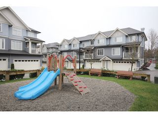 "Photo 21: 25 6575 192ND Street in Surrey: Clayton Townhouse for sale in ""IXIA"" (Cloverdale)  : MLS®# F1206687"