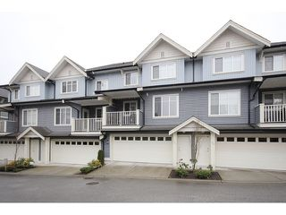 "Photo 11: 25 6575 192ND Street in Surrey: Clayton Townhouse for sale in ""IXIA"" (Cloverdale)  : MLS®# F1206687"