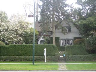 Photo 2: 1376 W 33RD Avenue in Vancouver: Shaughnessy House for sale (Vancouver West)  : MLS®# V948806