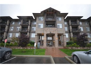 "Photo 1: 421 12258 224TH Street in Maple Ridge: East Central Condo for sale in ""STONEGATE"" : MLS®# V977961"