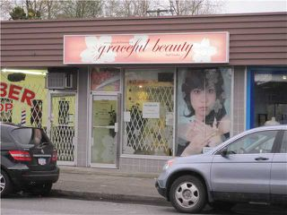 Main Photo: 7542 ROYAL OAK Avenue in BURNABY: Metrotown Commercial for lease (Burnaby South)  : MLS®# V4033552