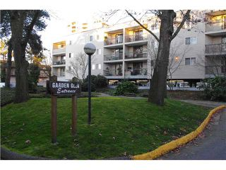 "Photo 1: 302 8391 BENNETT Road in Richmond: Brighouse South Condo for sale in ""GARDEN GLEN"" : MLS®# V995213"