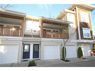 "Photo 1: 23 7088 LYNNWOOD Drive in Richmond: Granville Townhouse for sale in ""LAUREL WOODS"" : MLS®# V997701"