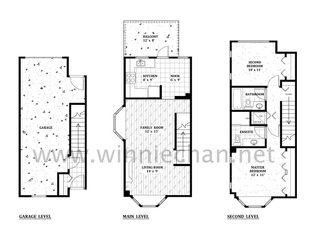 "Photo 12: 28 6179 NO 1 RD Road in Richmond: Terra Nova Townhouse for sale in ""SALISBURY LANE"" : MLS®# V1017540"