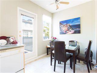 "Photo 9: 28 6179 NO 1 RD Road in Richmond: Terra Nova Townhouse for sale in ""SALISBURY LANE"" : MLS®# V1017540"