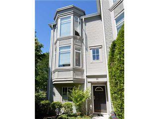 "Photo 1: 28 6179 NO 1 RD Road in Richmond: Terra Nova Townhouse for sale in ""SALISBURY LANE"" : MLS®# V1017540"
