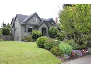 Photo 1: 3380 W 32ND Avenue in Vancouver: Dunbar House for sale (Vancouver West)  : MLS®# V1020391