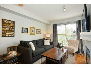 Photo 1: # 311 332 LONSDALE AV in North Vancouver: Lower Lonsdale Condo for sale : MLS®# V1027420