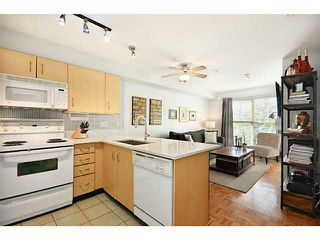 Photo 7: # 311 332 LONSDALE AV in North Vancouver: Lower Lonsdale Condo for sale : MLS®# V1027420