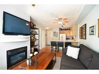 Photo 2: # 311 332 LONSDALE AV in North Vancouver: Lower Lonsdale Condo for sale : MLS®# V1027420