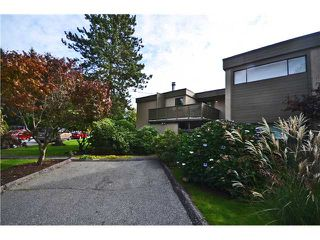 Photo 1: 1295 PLATEAU DR in North Vancouver: Pemberton Heights Condo for sale : MLS®# V1031985