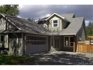 Photo 1: 1342 Blue Ridge Rd in VICTORIA: SW Strawberry Vale Single Family Detached for sale (Saanich West)  : MLS®# 300270