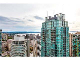 Photo 16: #3202-1239 West Georgia St in Vancouver West: Coal Harbour Condo for sale