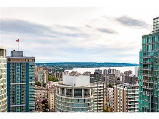 Photo 15: #3202-1239 West Georgia St in Vancouver West: Coal Harbour Condo for sale